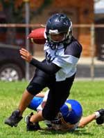 football physical therapy warwick rhode island