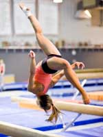 gymnastics physical therapy sports medicine