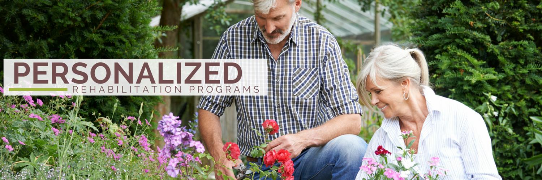 Prehab RI Personalized Rehabilitation Programs